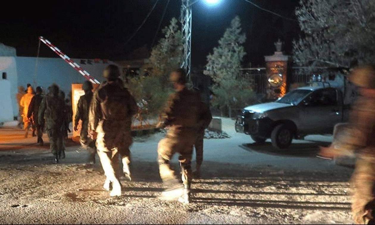 Πακιστάν: Στους 48 οι νεκροί από την επίθεση τζιχαντιστών σε αστυνομική σχολή