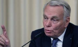 Κυπριακό, ενέργεια και διμερείς σχέσεις στις επαφές Υπουργού Εξωτερικών Γαλλίας στην Λευκωσία