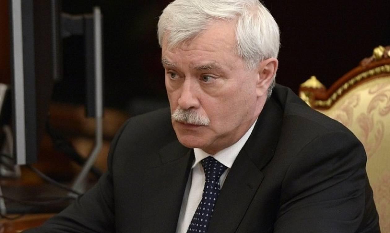 Георгий Полтавченко иПрезидент Кипра Никос Анастасиадис обсудили перспективы сотрудничества