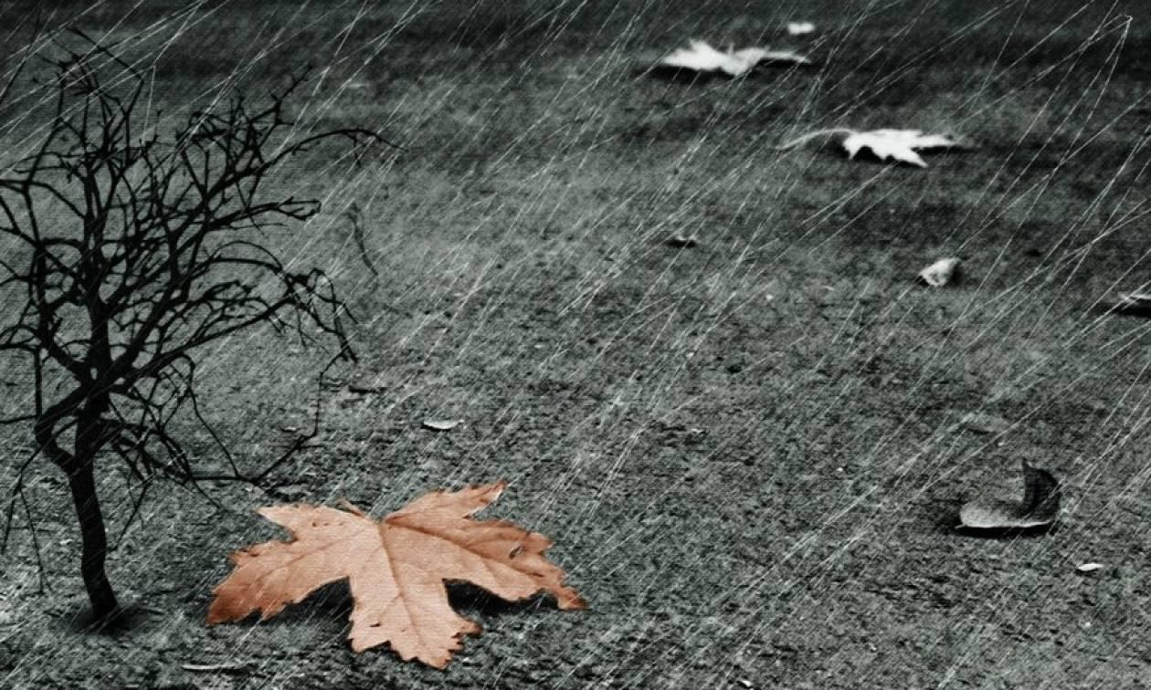 Τα κάνει «μούσκεμα» ο καιρός το τριήμερο της 28ης Οκτωβρίου: Πού θα χιονίσει και πού θα βρέξει
