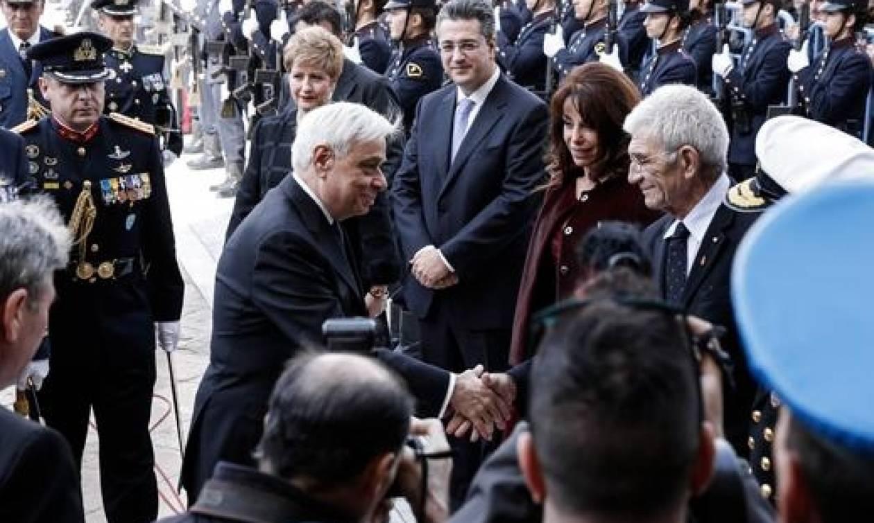 Στη Θεσσαλονίκη ο Πρ. Παυλόπουλος, για τις εορταστικές εκδηλώσεις
