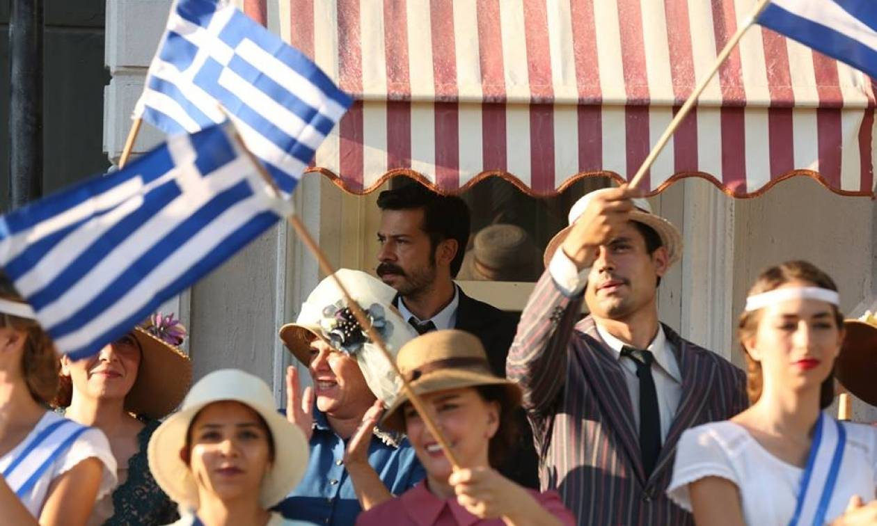 Ο «Σουλεϊμάν» στο νέο ανθελληνικό σίριαλ προπαγάνδας του Ερτνογάν για την Μικρασιατική καταστροφή