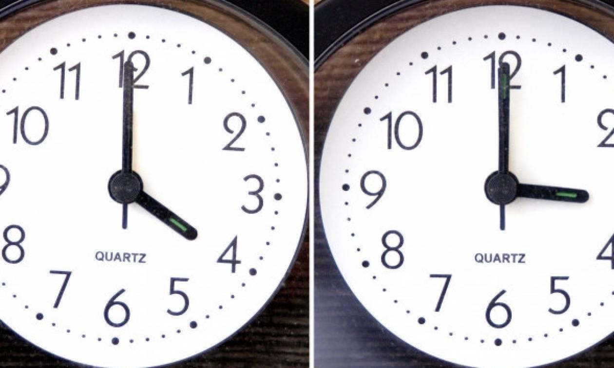 Αλλαγή ώρας 2016: Πότε και γιατί γυρίζουμε τα ρολόγια μας μία ώρα πίσω