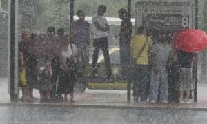 Κακοκαιρία: Σε αυτές τις περιοχές θα σημειωθούν έντονες βροχοπτώσεις!