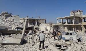 Συρία: Δεκατέσσερα παιδιά νεκρά από αεροπορικές επιδρομές κοντά σε δύο σχολεία