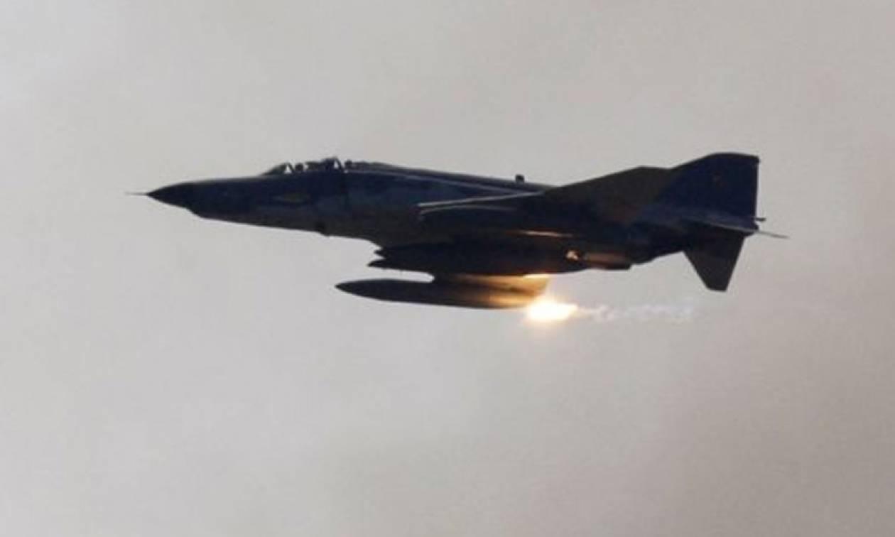 Άγκυρα: Έτοιμα τα τουρκικά μαχητικά για αποστολές στο Ιράκ