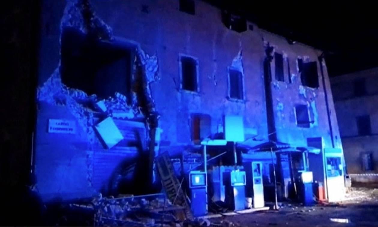 Σεισμός Ιταλία: Οκτώ ελαφρά τραυματίες στην πόλη Φαμπριάνο