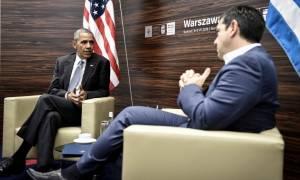 Ο Λευκός Οίκος «γειώνει» το Μαξίμου:  Ο Ομπάμα δεν έρχεται για τον διακανονισμό του ελληνικού χρέους