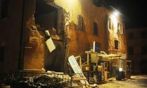 Σεισμός Ιταλία: «Δεν υπάρχουν Έλληνες πολίτες μεταξύ των τραυματιών του σεισμού»