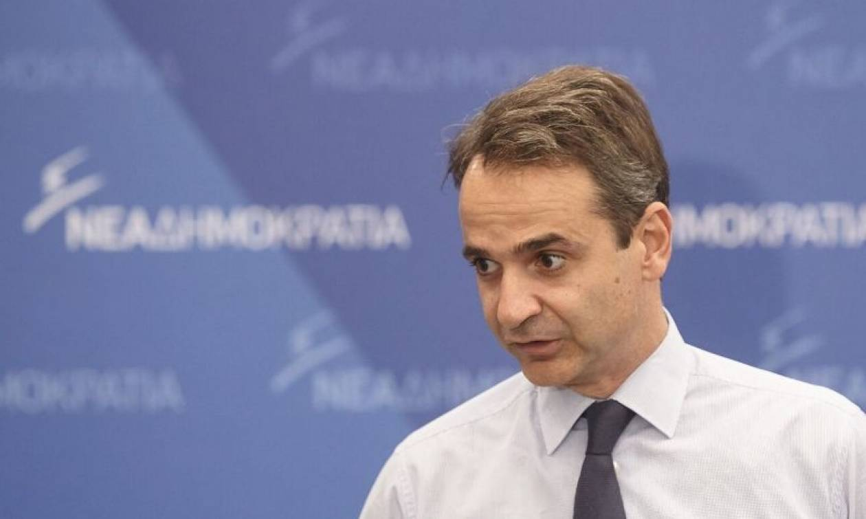 Μητσοτάκης: Η κυβέρνηση είναι επικίνδυνη -  Εκλογές τώρα