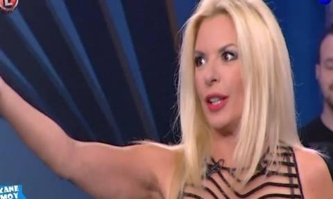 Πάνια: Δείτε την αντίδρασή της όταν ενημερώθηκε για την απόφαση του ΣτΕ on air
