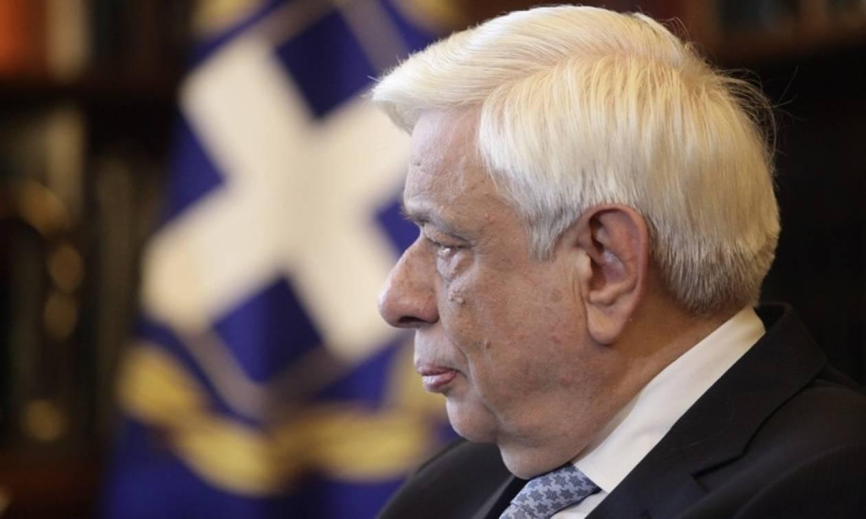 Παυλόπουλος: Μακρά συνεργασία ουσίας και κοινών ιδανικών ανάμεσα σε ΗΠΑ και Ελλάδα
