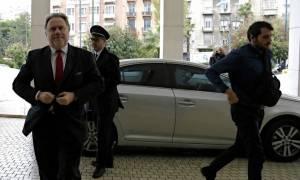 Κατρούγκαλος: «Δεν τέθηκε θέμα συντάξεων» - Στις 14/11 το νέο ραντεβού με του Θεσμούς