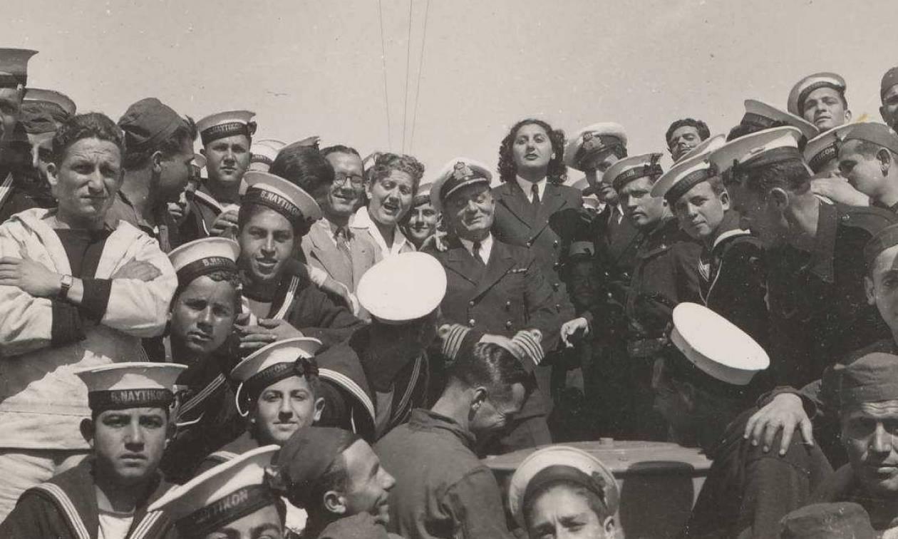 28η Οκτωβρίου: Το Πολεμικό Ναυτικό στον Β Παγκόσμιο Πόλεμο (pics+video)