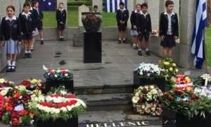 Ο εορτασμός της επετείου του ΟΧΙ στη Μελβούρνη