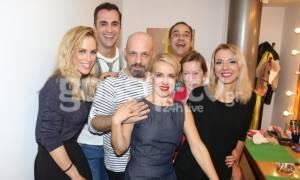Λαμπερή πρεμιέρα στο Θέατρο Πειραιώς 131 για την παράσταση «Οι από πάνω»