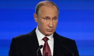 Πούτιν: Αμερικανική «υστερία» ότι επηρεάζουμε τις προεδρικές εκλογές
