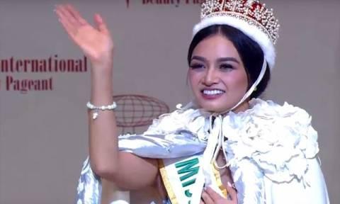 Νηπιαγωγός από τις Φιλιππίνες η νέα Miss International (vid)