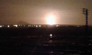 Έκρηξη σε αγωγό αερίου στην Τουρκία