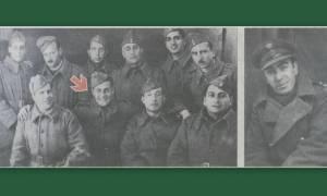 Ιστορικές φωτο: Κωνσταντάρας-Παπαγιαννόπουλος με στρατιωτικές στολές στον πόλεμο του 1940