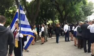 28η Οκτωβρίου: Ολοκληρώθηκε η μαθητική παρέλαση στην Αθήνα (photo-video)