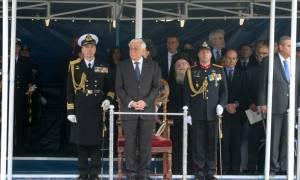 28η Οκτωβρίου - Παυλόπουλος: Ενωμένοι να αντισταθούμε στην κρίση