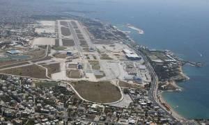 Αυτό είναι το σχέδιο ανάπτυξης της έκτασης του Ελληνικού