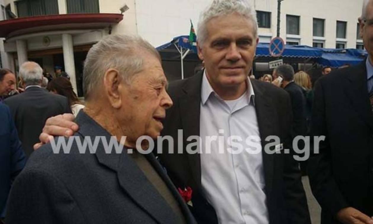Αντιστασιακός σε βουλευτή του ΣΥΡΙΖΑ: Δεν είναι αυτή αριστερά, οικογένειες πεινούν, μας εξαθλιώσατε
