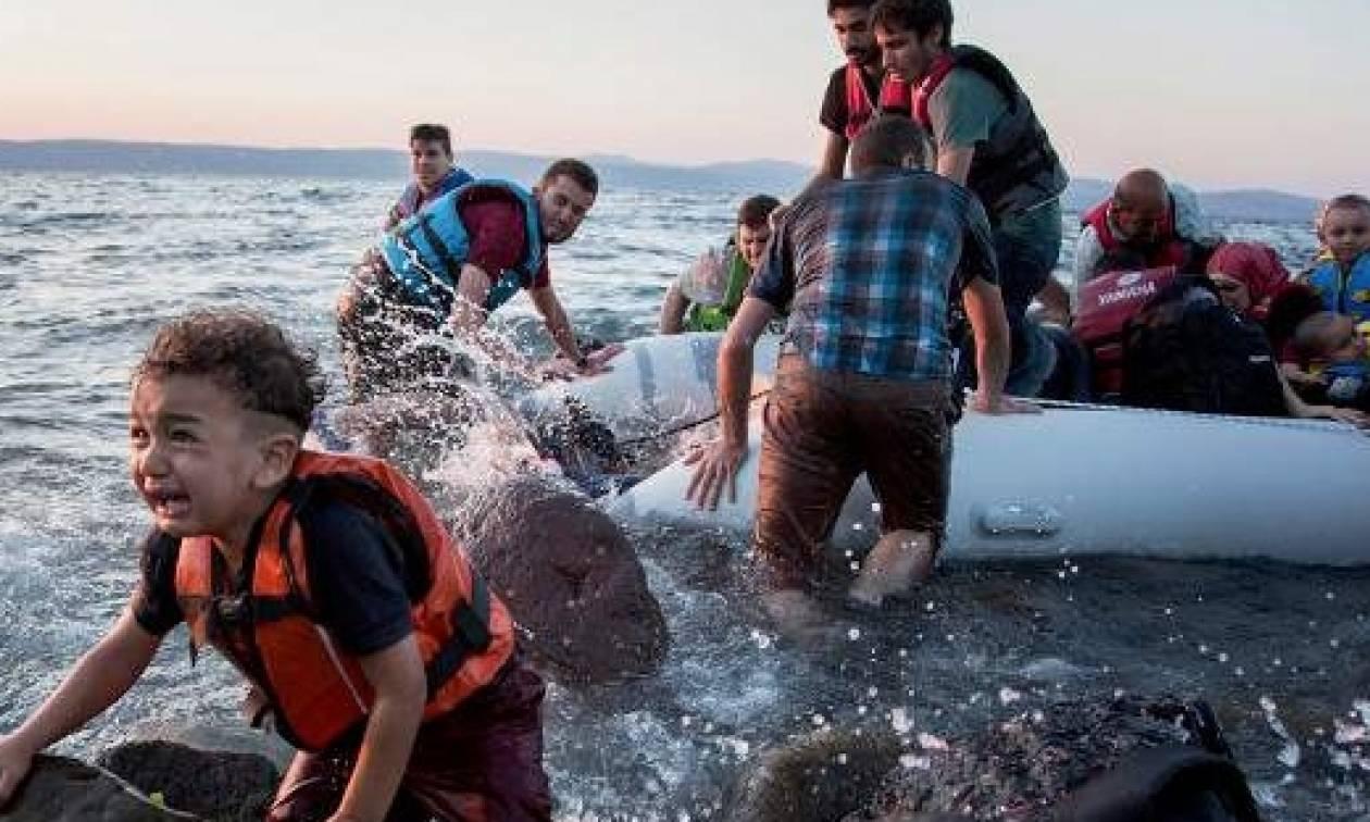 Ελβετία: Περισσότεροι απο 5.200 μετανάστες σκοτώθηκαν σε ολόκληρο τον κόσμο φέτος