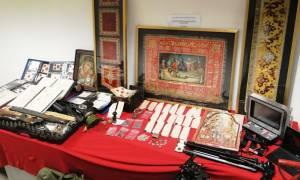 Θεσσαλονίκη: Συνελήφθη αρχαιοκάπηλος - Είχε στην κατοχή του θρησκευτικές εικόνες μεγάλης αξίας