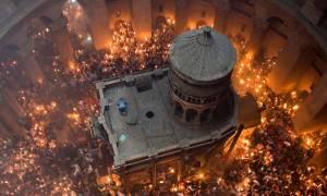Συγκλονιστική αποκάλυψη: Άνοιξαν μετά από αιώνες τον τάφο του Χριστού - Δείτε τι βρήκαν (vids+pics)