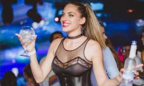 Το αβυσσαλέο ντεκολτέ της Μάρτα που διέλυσε το Instagram (photo)