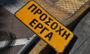 ΠΡΟΣΟΧΗ! Κυκλοφοριακές ρυθμίσεις στη Λ. Κηφισίας