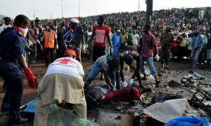 Καμικάζι αυτοκτονίας σκόρπισαν τον θάνατο στη Νιγηρία – Τουλάχιστον πέντε νεκροί