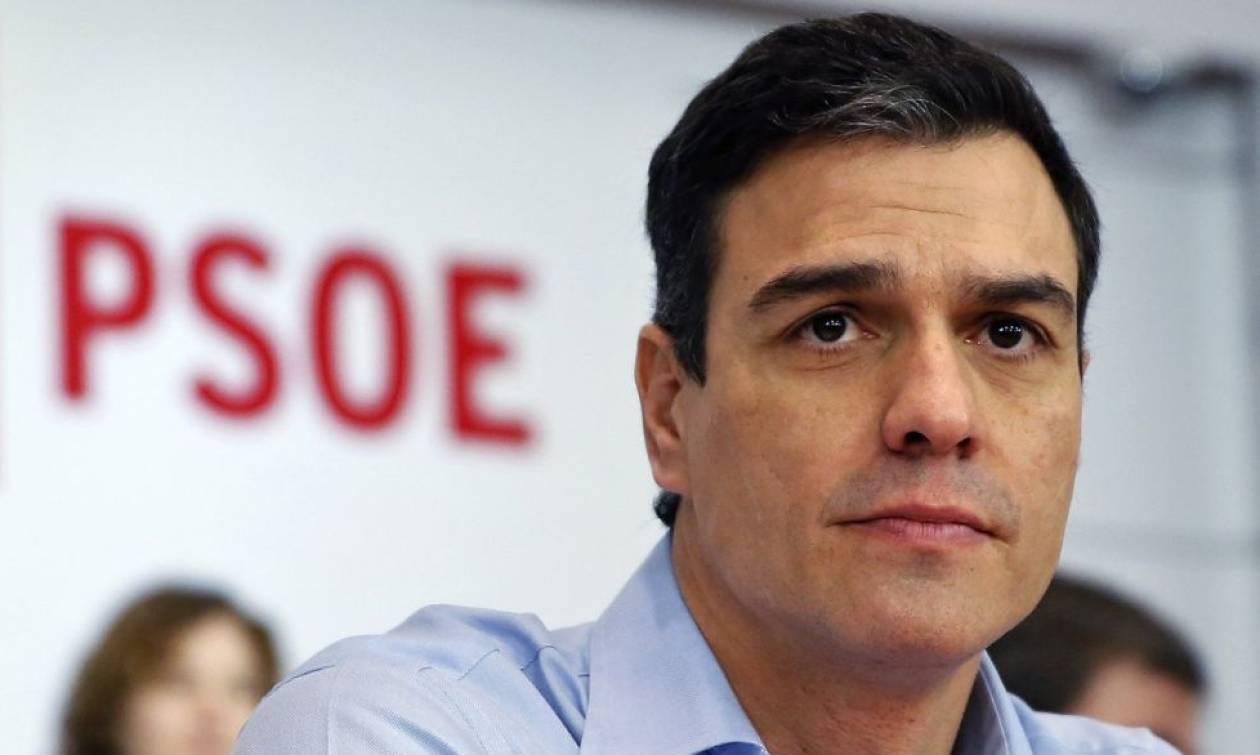 Ισπανία: Παραιτείται από βουλευτής ο Σάντσεθ και διεκδικεί ξανά το χρίσμα των Σοσιαλιστών