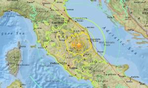 Σεισμός Ιταλία: Ισχυροί μετασεισμοί χτυπούν την κεντρική Ιταλία