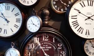 Αλλαγή ώρας 2016: Γυρίστε τα ρολόγια μία ώρα πίσω!