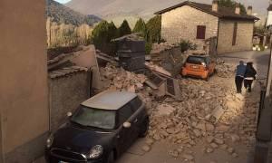 Σεισμός Ιταλία: Μάχη με το χρόνο για τυχόν εγκλωβισμένους στα συντρίμμια (Vid)