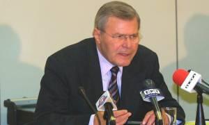 Συλλυπητήρια των πολιτικών αρχηγών για τον θάνατο του καθηγητή Κώστα Στεφανή