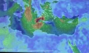 ΣΥΝΑΓΕΡΜΟΣ! Έρχεται τροπικός κυκλώνας – Ποιες περιοχές θα πληγούν