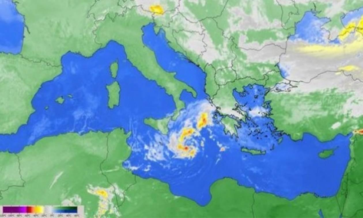 Οι ειδικοί εξηγούν: Τι είναι ο κυκλώνας που πλήττει την Κρήτη
