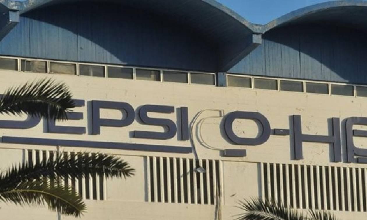 «Λουκέτο» στο εργοστάσιο της Pepsi στα Οινόφυτα