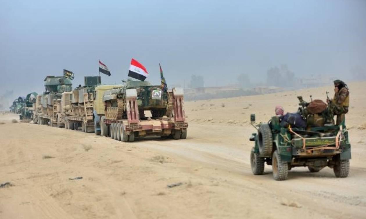 Ο Ιρακινός στρατός μπήκε στη Μοσούλη - Άγριες μάχες στη συνοικία Καραμά
