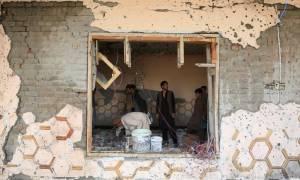 Αφγανιστάν: Επίθεση αυτοκτονίας με έξι νεκρούς στη Τζαλαλαμπάντ