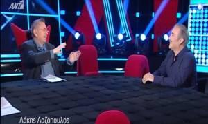 Λάκης Λαζόπουλος: Μιλά πρώτη φορά για τη σχέση του με τον Alpha και αποκαλύπτει