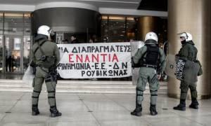 Ρουβίκωνας: «Να υποδεχθούμε τον Ομπάμα όπως του αναλογεί»