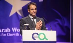 Ευρωαραβική Σύνοδος - Μητσοτάκης: Επιμένουμε σε εκλογές για μια νέα κυβέρνηση με σθένος