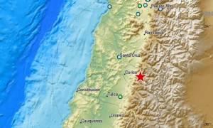 Ισχυρή σεισμική δόνηση συγκλόνισε τη Χιλή