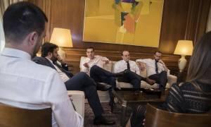 Οι συμβουλές του Αλέξη Τσίπρα στα πρωτάκια της νέας κυβέρνησης