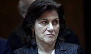 Διαψεύδει η Θ. Φωτίου ότι ενοχλήθηκε από την υπουργοποίηση Αχτσιόγλου